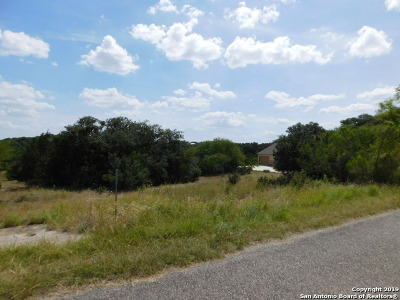 New Braunfels Residential Lots & Land For Sale: 153 Iron Horse
