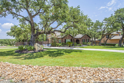 San Antonio Single Family Home New: 26814 Adonis Dr