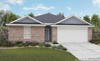 San Antonio TX Single Family Home New: $241,837