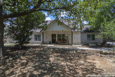 Spring Branch Single Family Home Active Option: 1491 Misty Ln