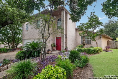 San Antonio Single Family Home For Sale: 1706 Alpine Circle