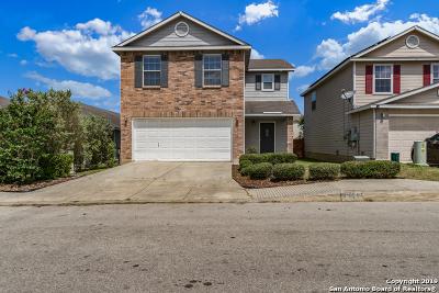 Single Family Home For Sale: 25215 Longbranch Run