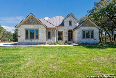 New Braunfels Single Family Home For Sale: 2351 Geneseo Oaks