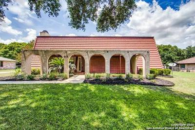 Cibolo Single Family Home For Sale: 212 Green Valley Loop