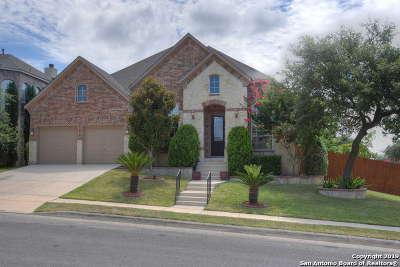 Helotes Single Family Home For Sale: 16002 Ponderosa Pass