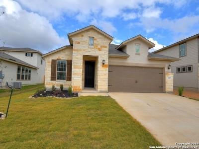 San Antonio Single Family Home Back on Market: 2419 Verona Way