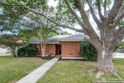 Schertz Single Family Home Active Option: 1209 Idlewood