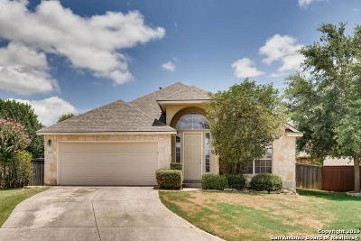 San Antonio Single Family Home Active Option: 8207 Taos Creek
