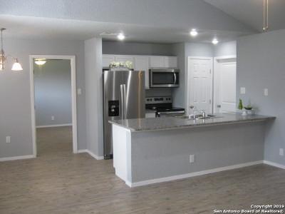 Schertz Single Family Home Price Change: 109 Robert Stevens Dr