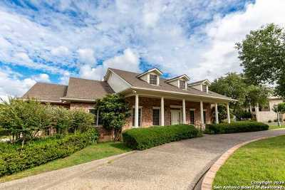 Kerrville Single Family Home For Sale: 404 Highridge Dr