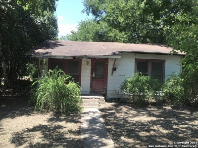 San Antonio Single Family Home For Sale: 419 Lincolnshire Dr