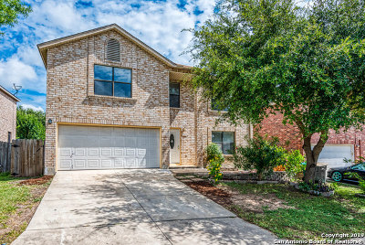 Converse Single Family Home Price Change: 8323 Northaven Dr
