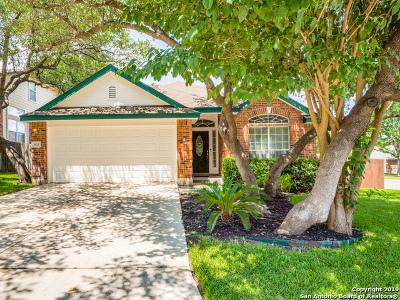 Stone Oak Single Family Home Price Change: 802 Visor Dr