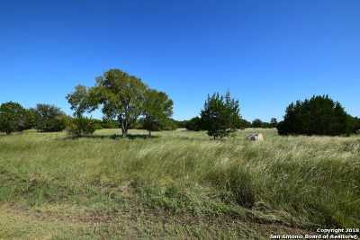 Pipe Creek Residential Lots & Land For Sale: Lot 5 X Vaquero