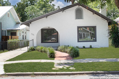 San Antonio Single Family Home For Sale: 635 Cedar St