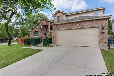 Helotes Single Family Home Active Option: 10903 Winecup Field