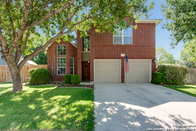 Kendall County Single Family Home Active Option: 211 Stone Creek Dr