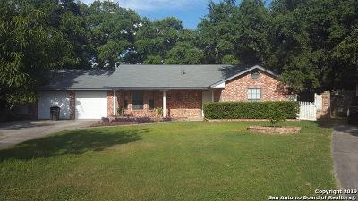 San Antonio Single Family Home For Sale: 9300 Cheswick St
