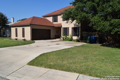 Single Family Home For Sale: 8118 Valley Trails St