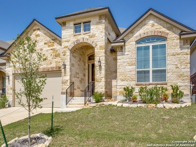 Boerne Single Family Home For Sale: 27402 Camellia Trace
