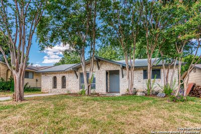 Live Oak Single Family Home Active Option: 12226 Lone Shadow Trail