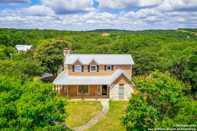 Bulverde Single Family Home For Sale: 1260 Brand Rd