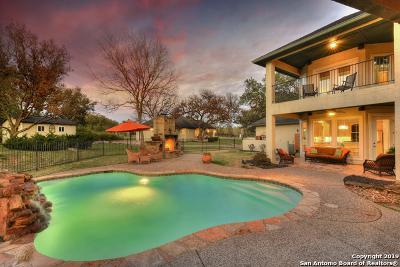 Fair Oaks Ranch Single Family Home Active Option: 30391 Saratoga Ln