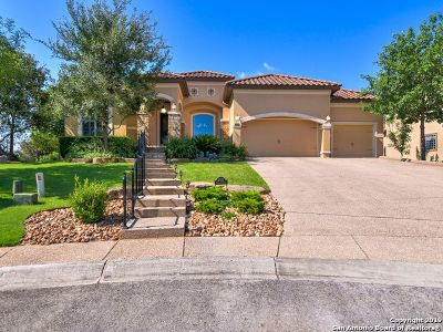 San Antonio Single Family Home Active RFR: 25227 Estancia Circle