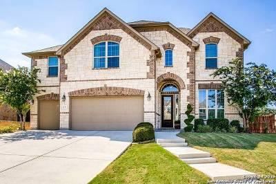 Alamo Ranch Single Family Home Active Option: 12315 Maurer Ranch