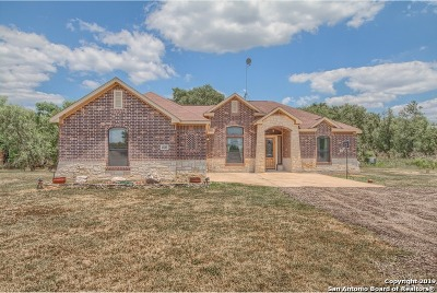 Atascosa County Single Family Home Price Change: 405 Falling Leaf Dr