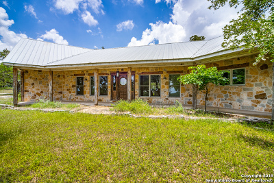 Spring Branch Single Family Home For Sale: 171 Stallion Estates Dr