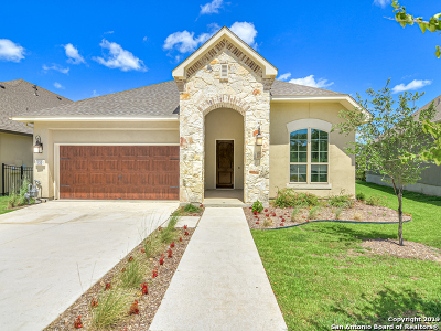 Boerne Single Family Home For Sale: 130 Gaucho