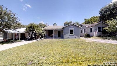 Alamo Heights Single Family Home For Sale: 507 Normandy Ave