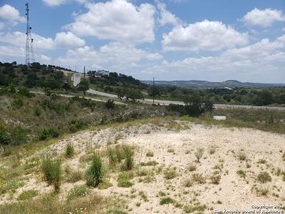 Boerne Residential Lots & Land Back on Market: 13 Coleman Springs