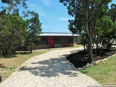 Bulverde, Spring Branch, Canyon Lake Single Family Home For Sale: 371 Cloud Top