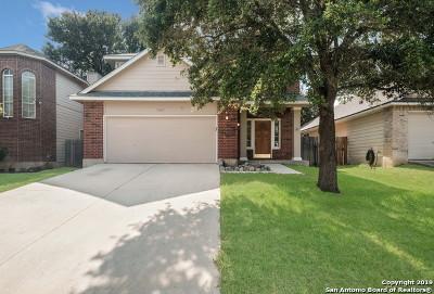 Single Family Home For Sale: 20607 Gathering Oak