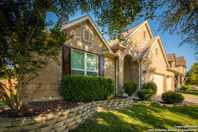 Cibolo Single Family Home Active Option: 533 Torrey Pines