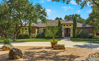 San Antonio Single Family Home Back on Market: 23504 Osceola Bluff
