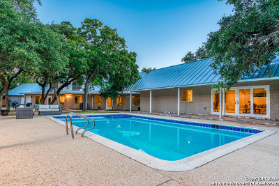 Hill Country Village Single Family Home For Sale: 100 Village Circle