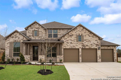 Boerne Single Family Home For Sale: 28626 Benedikt Path