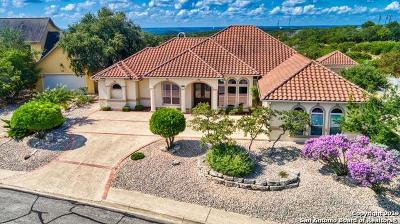Kerrville Single Family Home For Sale: 2066 Summit Crest Dr