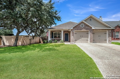 Stone Oak Single Family Home Active Option: 20003 Horizon Bluff