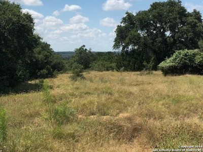 New Braunfels Residential Lots & Land For Sale: 1962 (Lot 1531) Rothschild