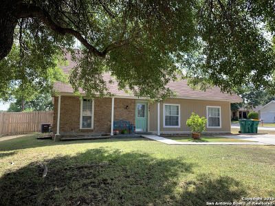 Converse Single Family Home Price Change: 145 Meadow Dr
