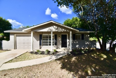 Live Oak Single Family Home Price Change: 12602 Lost Ridge Dr