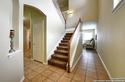 Stone Oak Single Family Home Price Change: 1222 Whitby Tower