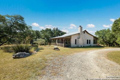 San Marcos Single Family Home Price Change: 105 Smokey Mountain Dr