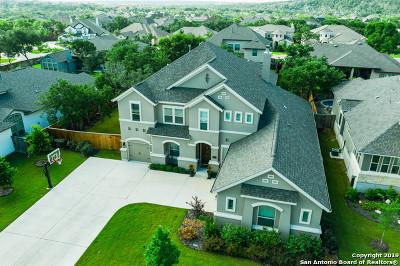 San Antonio Single Family Home For Sale: 3706 Poplin Cove