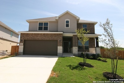Cibolo Single Family Home Price Change: 404 Saddle Orchard
