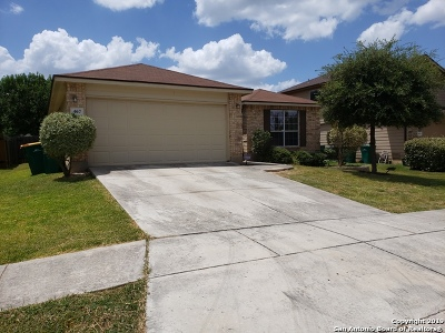 Converse Single Family Home For Sale: 467 Dolly Dr